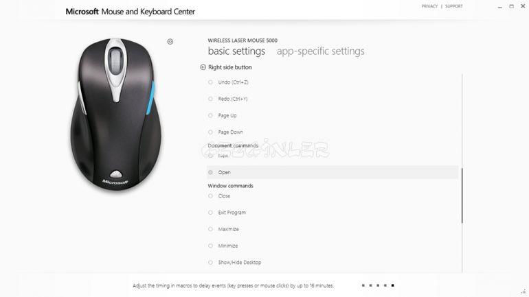 Microsoft Fare ve Klavye Merkezi  indir